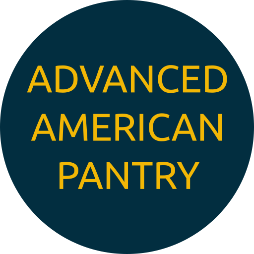 Advanced American Pantry