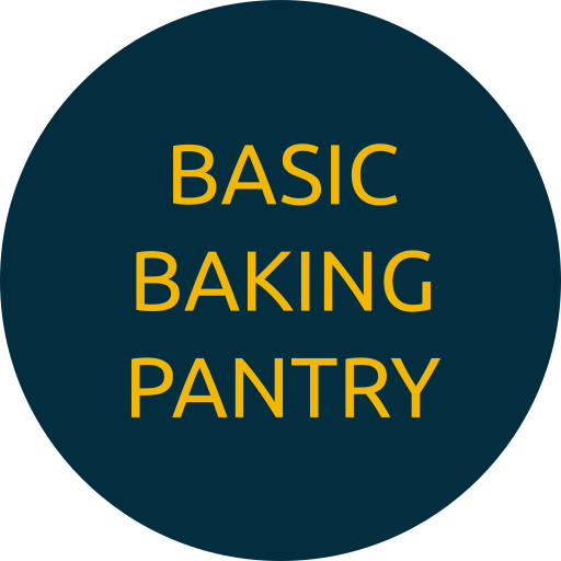 Basic Baking Pantry